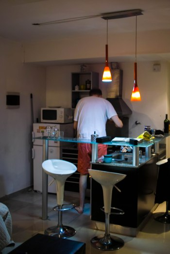 steve cooking